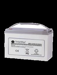 SM 12V 100Ah-Deep Cycle Battery
