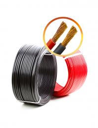 25 mm Flexible DC Copper Wire